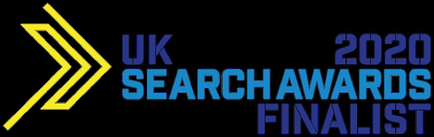 2020 UK Search Awards Finalist